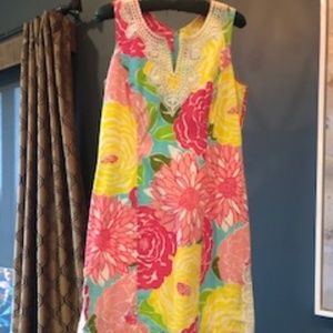 Colorful Midi Lilly Pulitzer Dress